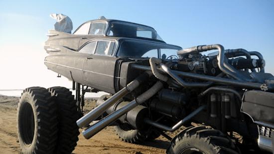 Immortan Joe's Gigahorse from Mad Max Fury Road