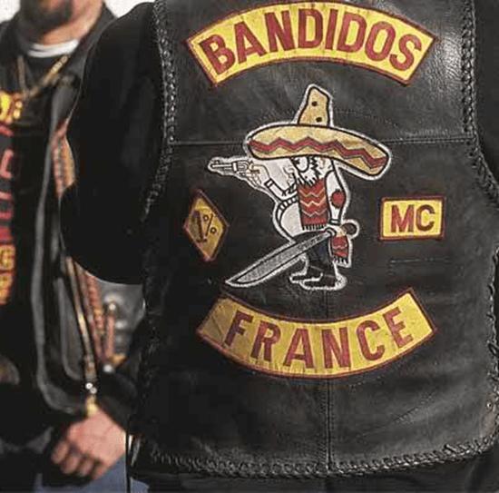 Bandidos motorcycle club (MC)
