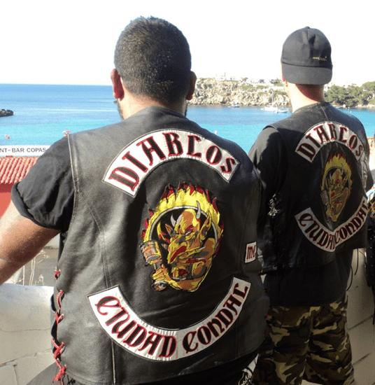 Diablos motorcycle club (MC)