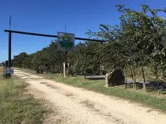 Entrance to Cool River Ranch on San Marcos River