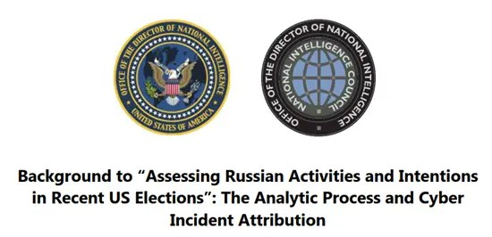 ICA-2017-1 - Assessing Russian Activities and Intentions in Recent US Elections