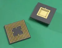 CPGA - Ceramic Pin Grid Array package