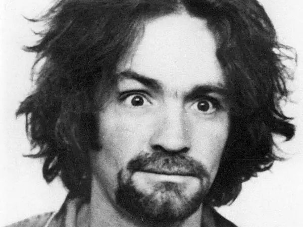 Cult leader Charles Manson