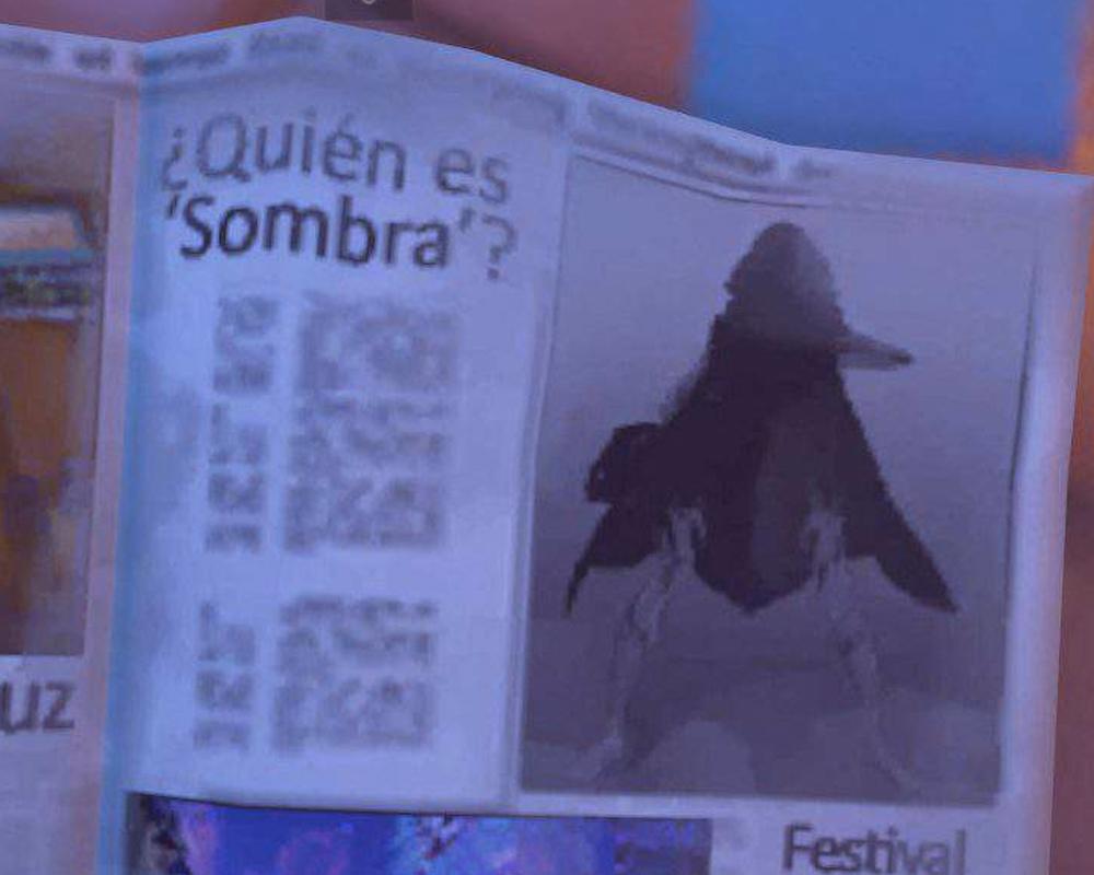 Misterio de Sombra