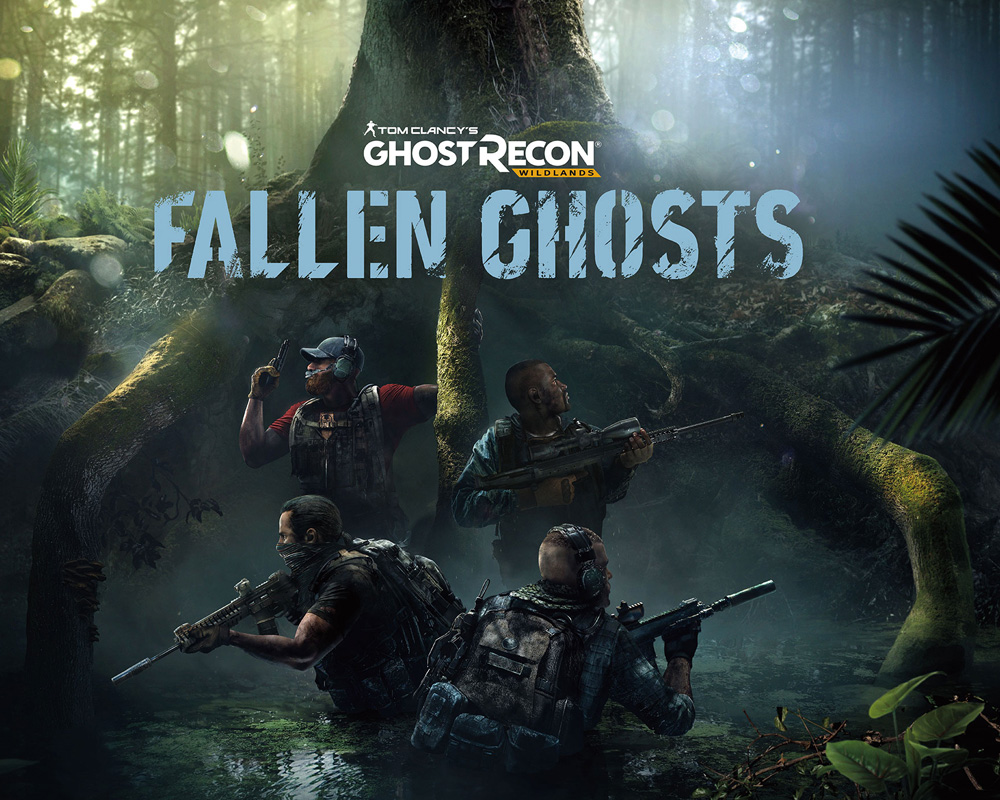 Fallen Ghosts nuevo DLC de Ghost Recon Wildlands