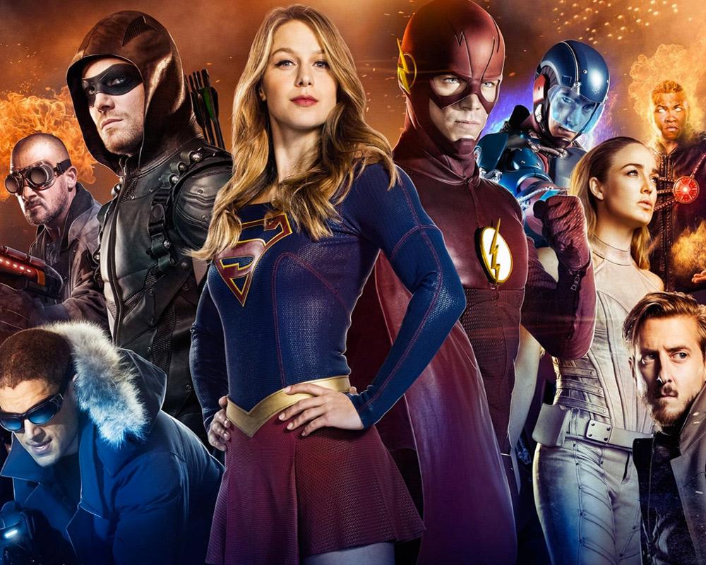 Universo Televisivo De DC