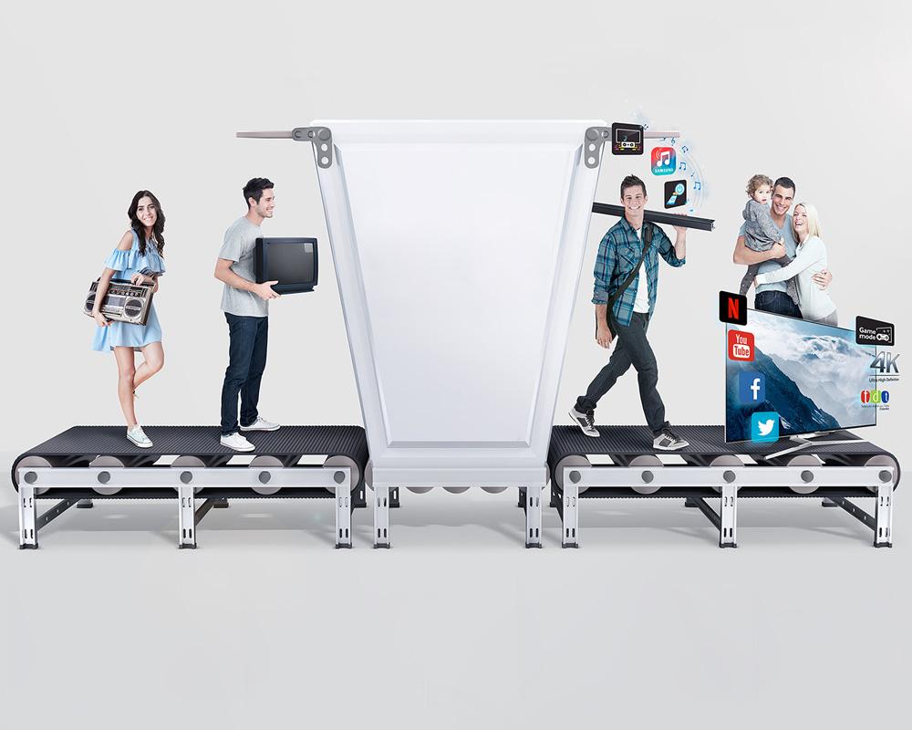 Recambio de Televisores Samsung