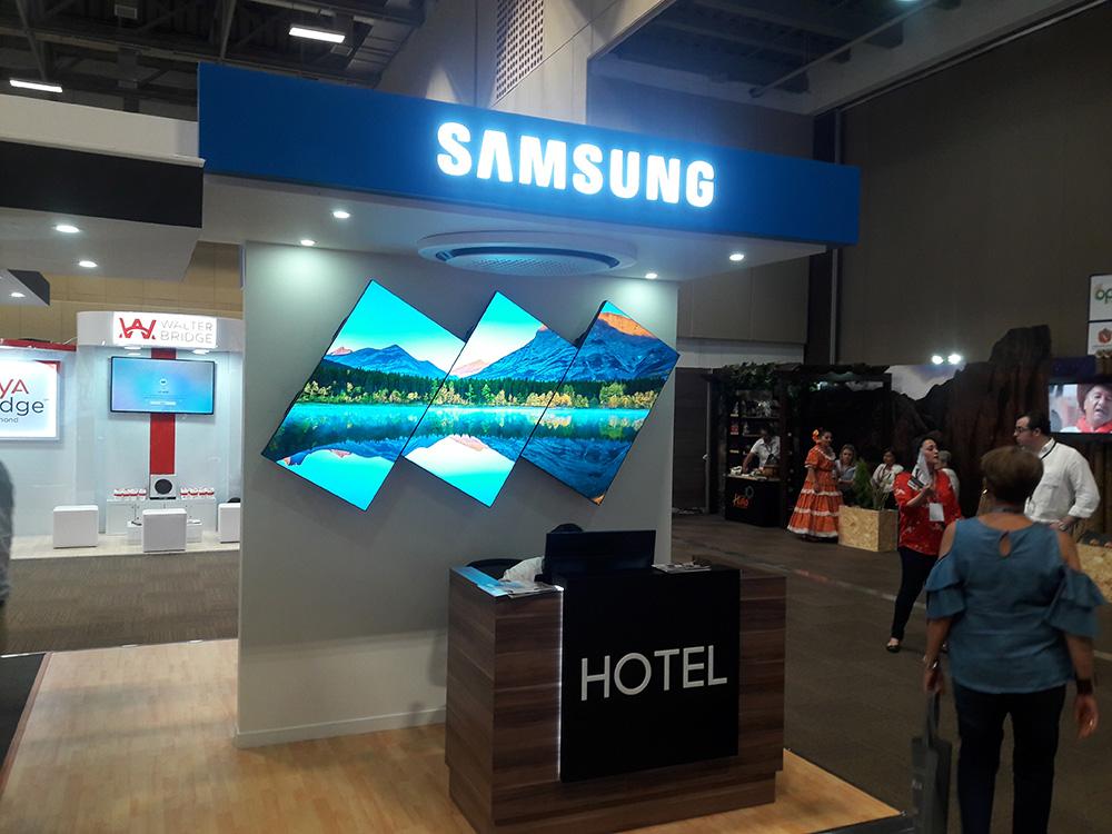 Samsung Innovación para el Turismo en Colombia