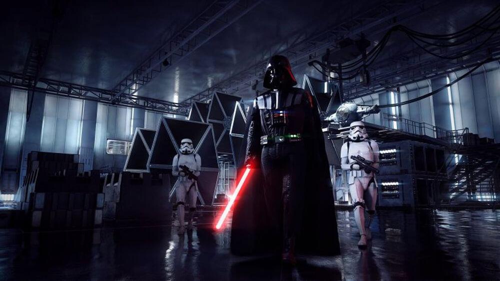 Darth Vader - Star Wars Battlefront II
