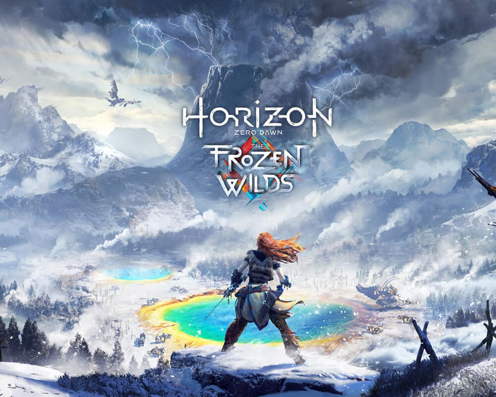 Horizon Zero Dawn: The Frozen Wilds DLC