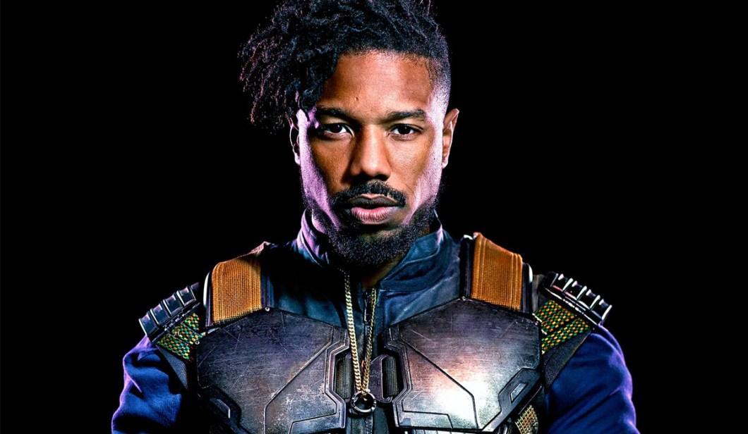 Erik Killmonger - Black Panther