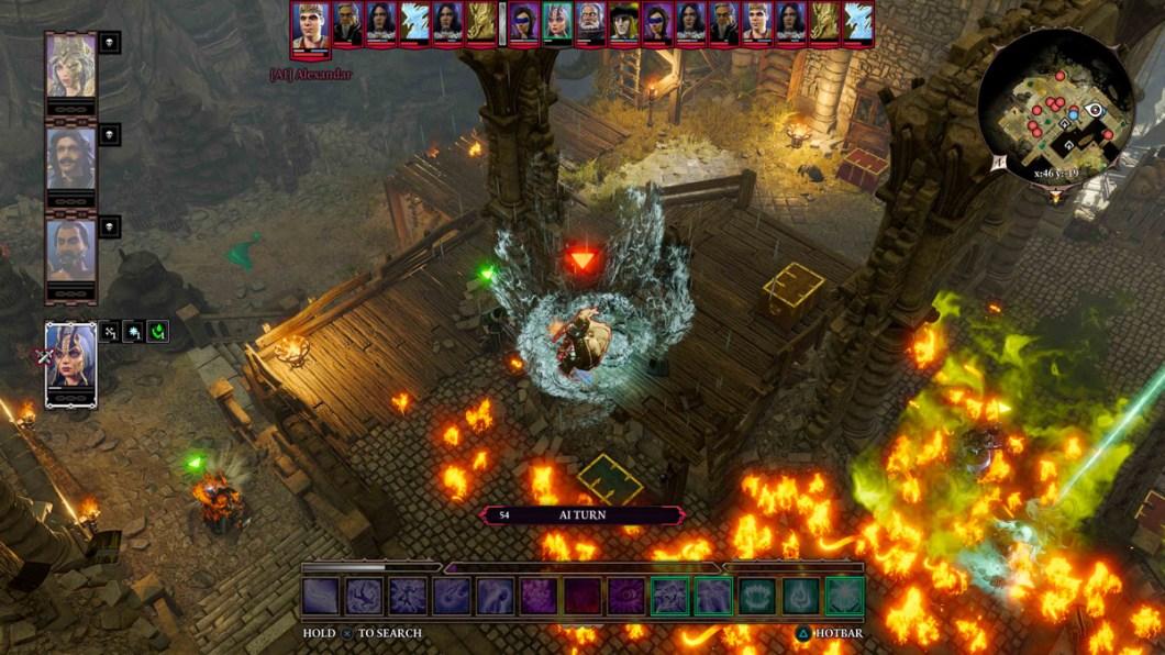 Divinity: Original Sin 2 - Combat Mode