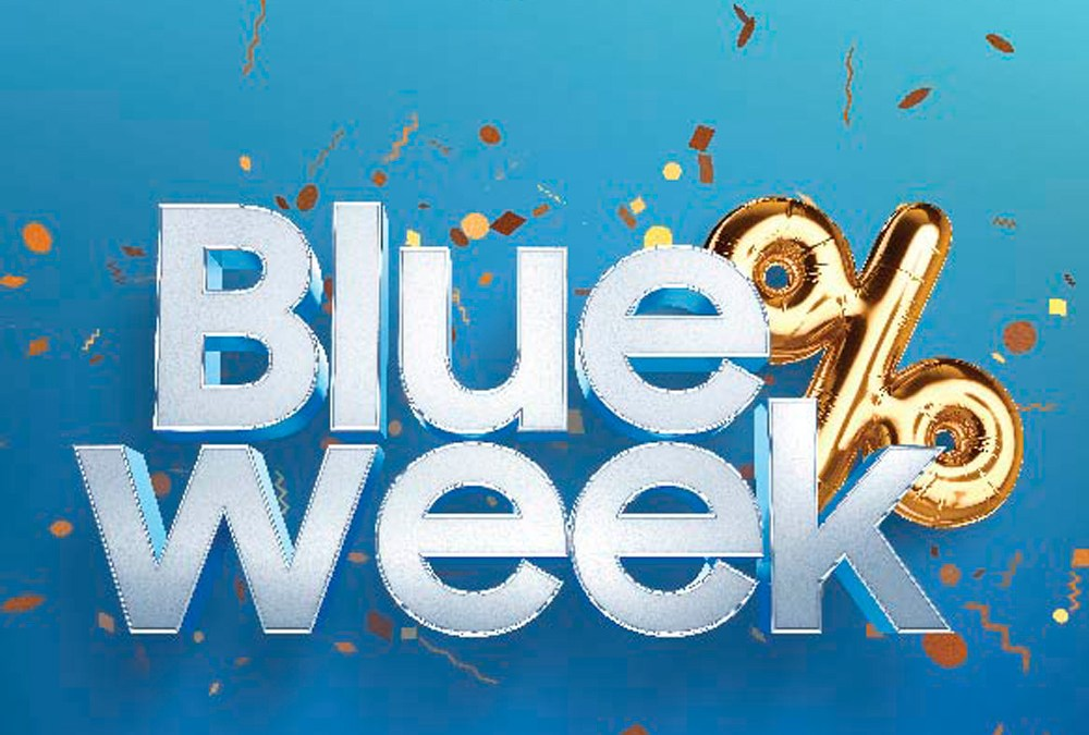 Samsung Blue Week 2018