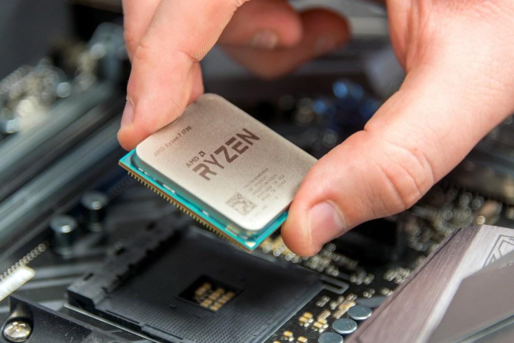 AMD Ryzen 7 - 7700