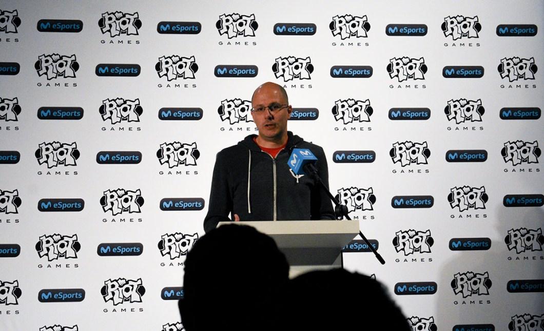 Raúl Fernandez, gerente general Riot Games para Latinoamérica