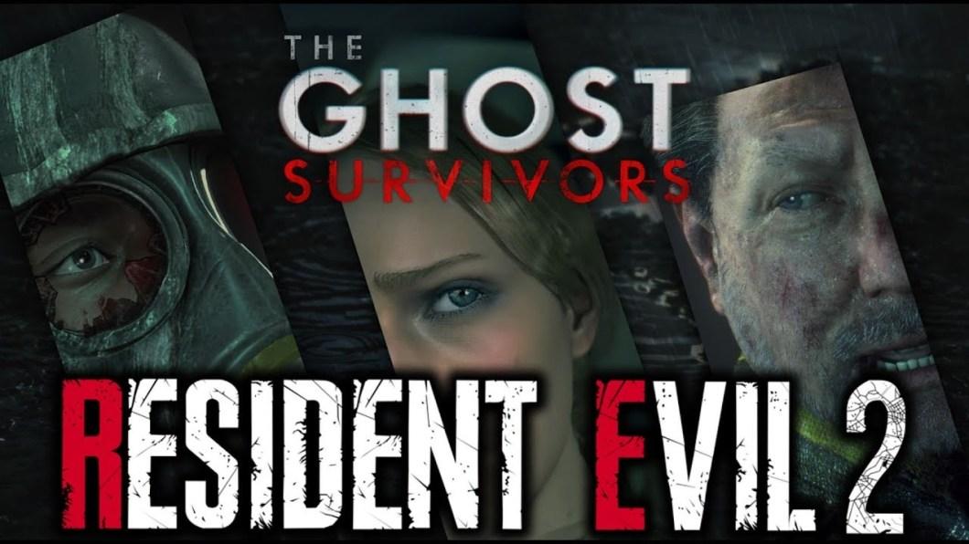 Resident Evil 2 Remake - The Ghost Survivors DLC.