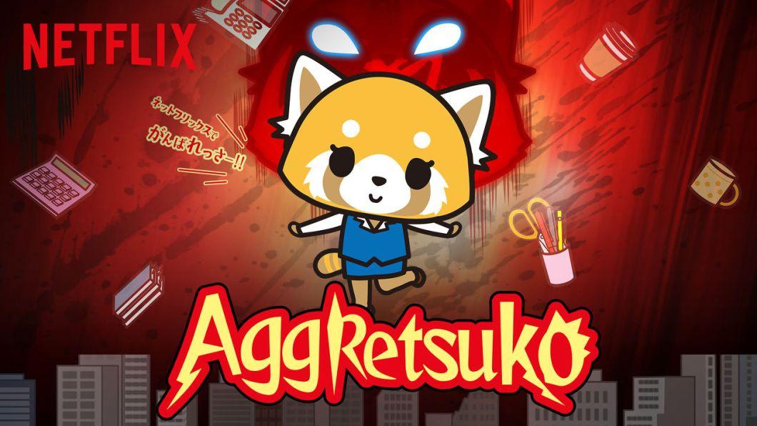 Aggressive Retsuko - Aggretsuko