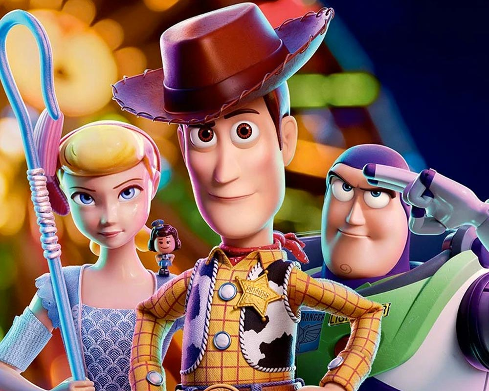 Toy Story 4 - Reseña