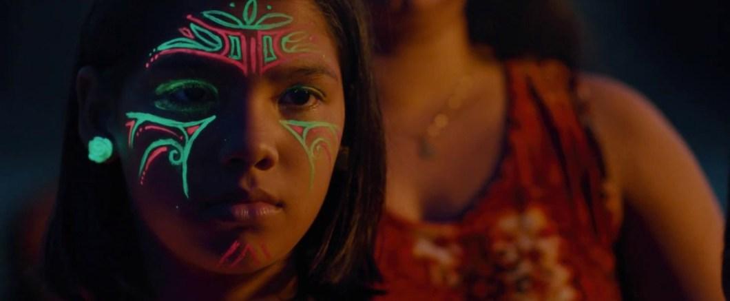 Fotograma de Los Silencios, dirigida por Beatriz Seigner.