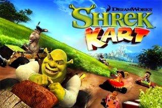 Shrek Kart Android Game