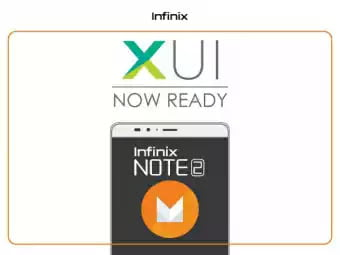 How to upgrade Infinix Note 2 to Android 6.0 Marshallow