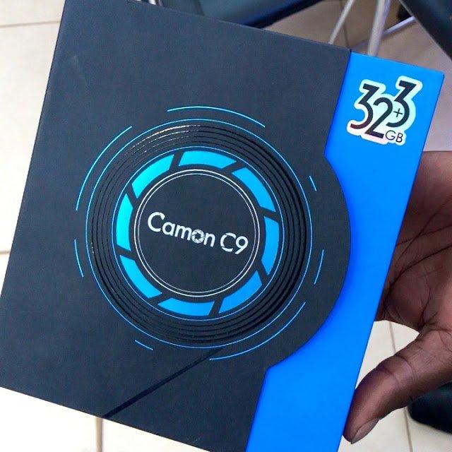 Camon C9 Pro