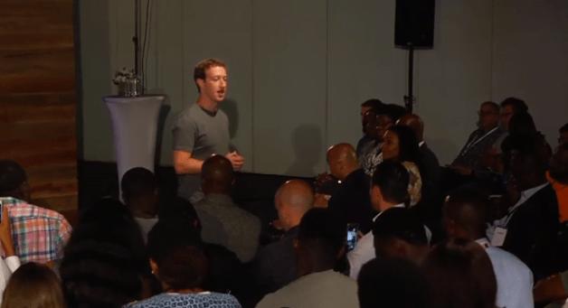 Mark Zuckerberg Interacts With Nigerian Developers in Lagos