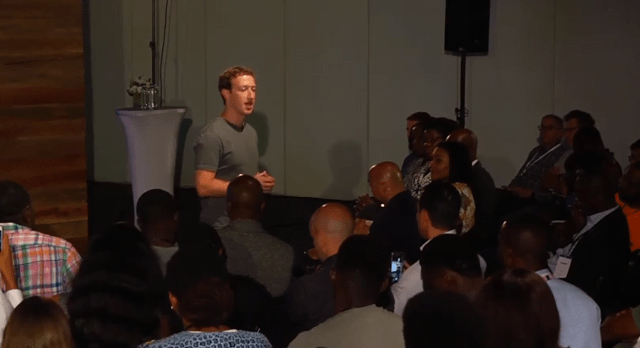 Mark Zuckerberg Interacts With Nigerian Developers in Lagos