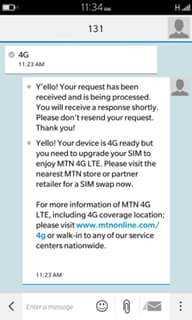 How to get free mtn 5gb data bonus