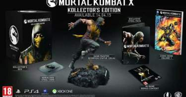 Mortal Kombat X Apk 1.10.0 + Data