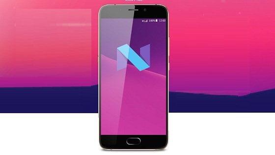 How to update Umi Plus to Android 7.0 Nougat via OTA