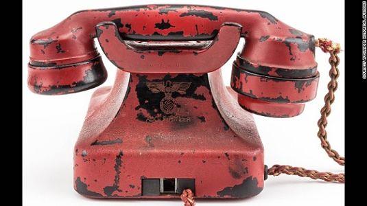 Adolf Hitler's telephone