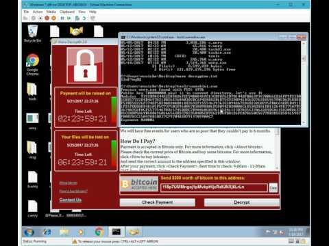 WanaKiwi Tool For Ransomware Decryption Fix