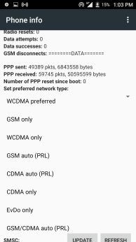 3G WCDMDA or 4G Mode on Your Smartphone