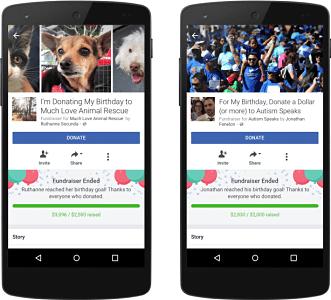 How to Create a Facebook Birthday Fundraiser