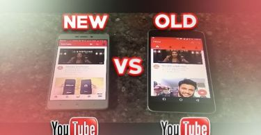 old youtube vs new youtube
