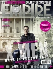 X-Men: Days Of Future Past, Empire cover 12 Director Bryan Singer
