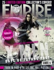X-Men: Days Of Future Past, Empire cover 18 Warpath