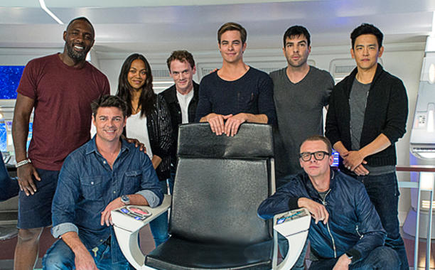 Interview Cast and Crew Of Star Trek Beyond