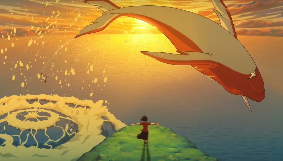 God Animation Wallpaper Watch A Trailer For Animated Feature Big Fish Amp Begonia
