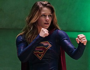 """""""Hostile Takeover"""" -- Kara (Melissa Benoist, pictured) goes toe-to-toe with Astra when her aunt challenges Kara's beliefs about her mother, on SUPERGIRL, Monday, Dec. 14 (8:00-9:00 PM, ET/PT) on the CBS Television Network. Photo: Monty Brinton/CBS ©2015 CBS Broadcasting, Inc. All Rights Reserved"""