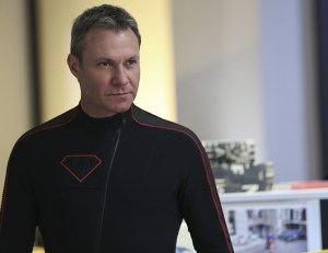 """""""Myriad"""" -- Kara must find a way to free her friends when Non (Chris Vance, pictured) and Indigo use mind control to turn National City's citizens into their own army, on SUPERGIRL, Monday, April 11 (8:00-9:00 PM, ET/PT) on the CBS Television Network. Photo: Cliff Lipson/CBS ©2016 CBS Broadcasting, Inc. All Rights Reserved"""