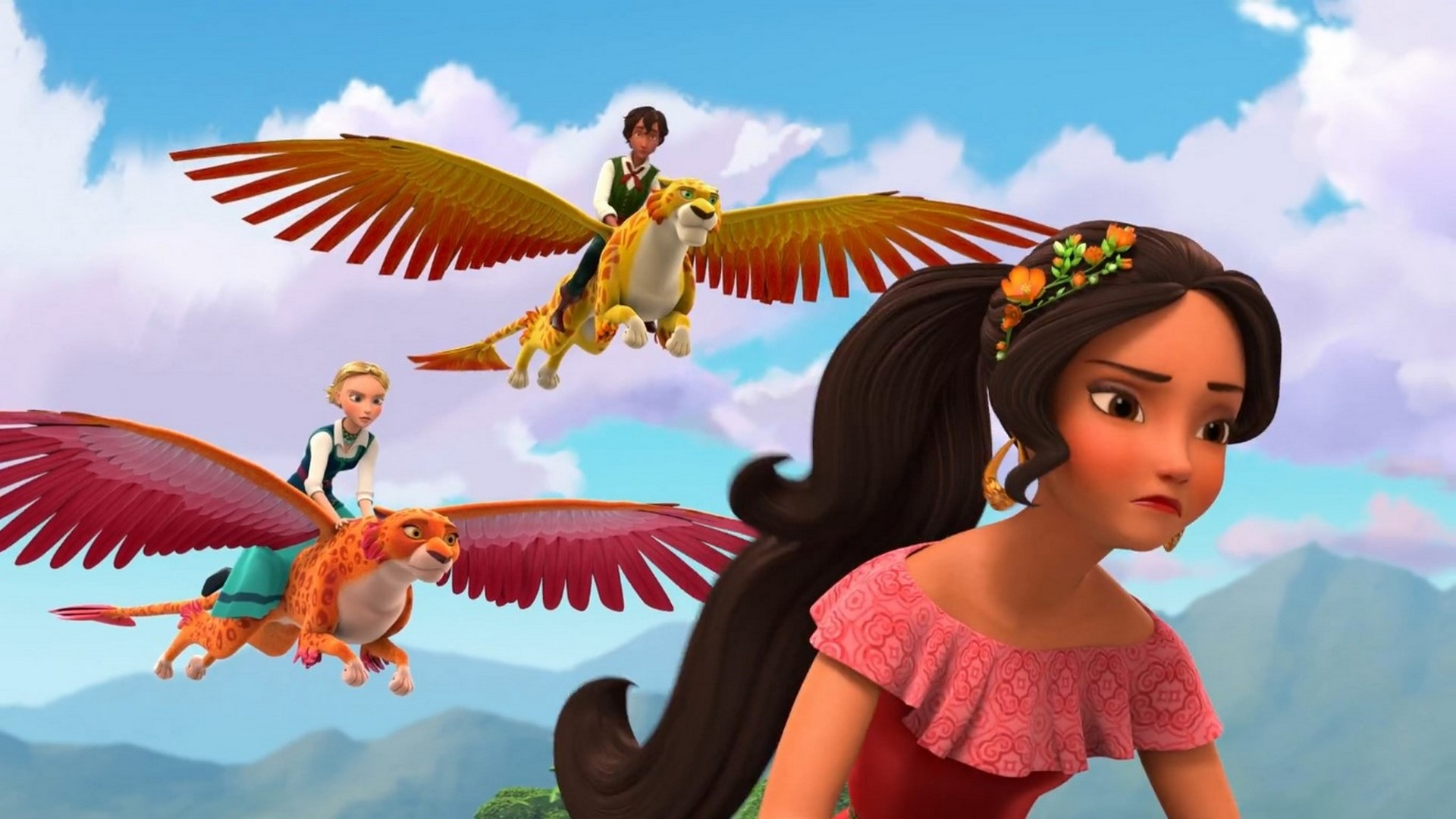 """Elena of Avalor, """"First Day of Rule"""", Review! - Geek Speak"""