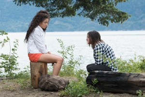 """DEAD OF SUMMER - """"The Devil Inside"""" - With the horrors of last night behind them the counselors of Camp Stillwater finally feel at ease. Maybe too at ease in """"The Devil Inside,"""" an all new episode of """"Dead of Summer,"""" airing TUESDAY, AUGUST 16 (9:00 - 10:00 p.m. EDT) on Freeform (the new name for ABC Family). (Freeform/Katie Yu) PAULINA SINGER, ZELDA WILLIAMS"""