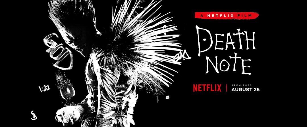 NETFLIX'S DEATH NOTE REVIEW - Geek Speak TV | Geek Speak TV