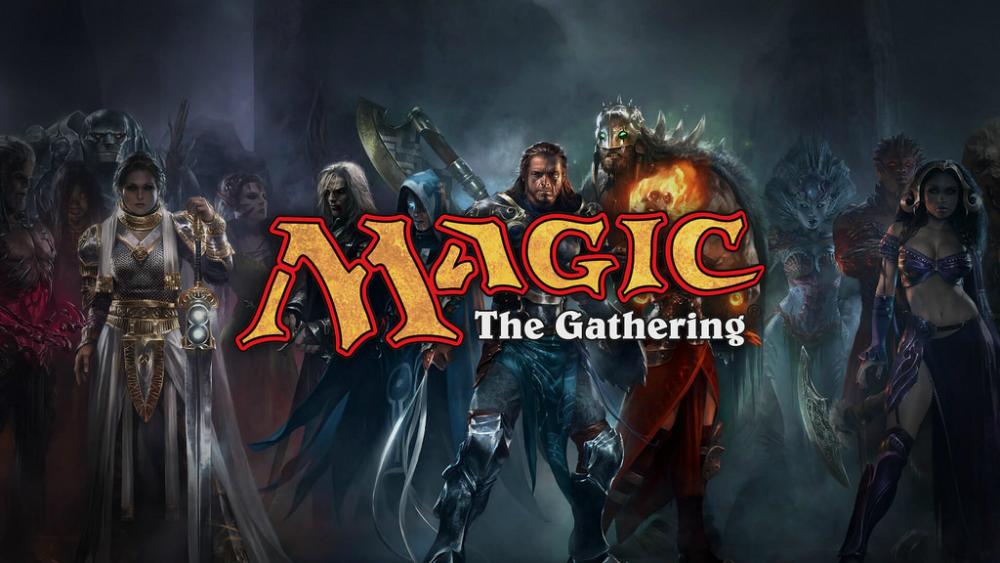 Magic The Gathering Splash