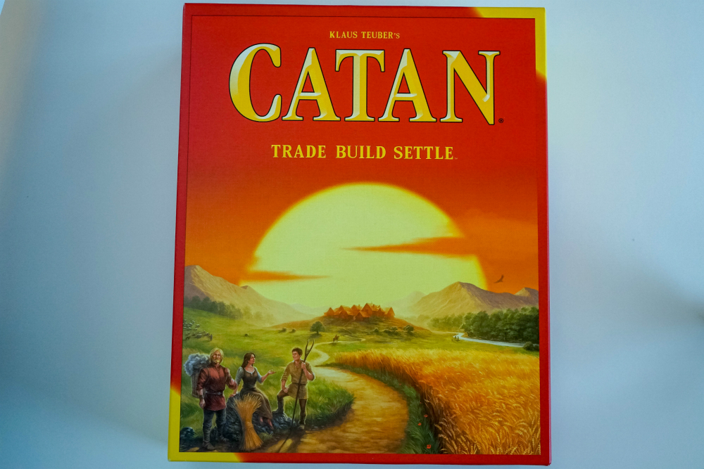 The Settlers of Catan – My Window into Tabletop Gaming