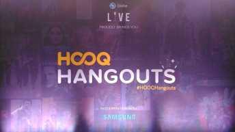 HOOQ Hangouts — The Biggest Outdoor Cinema Event