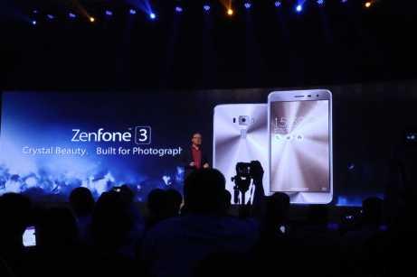 Zenfone 3 Launched at Zenvolution PH 2016