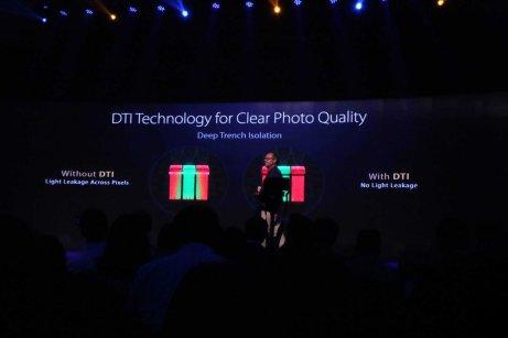 Zenfone 3 Camera DTI Technology